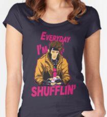 Master Shuffler Redux Women's Fitted Scoop T-Shirt