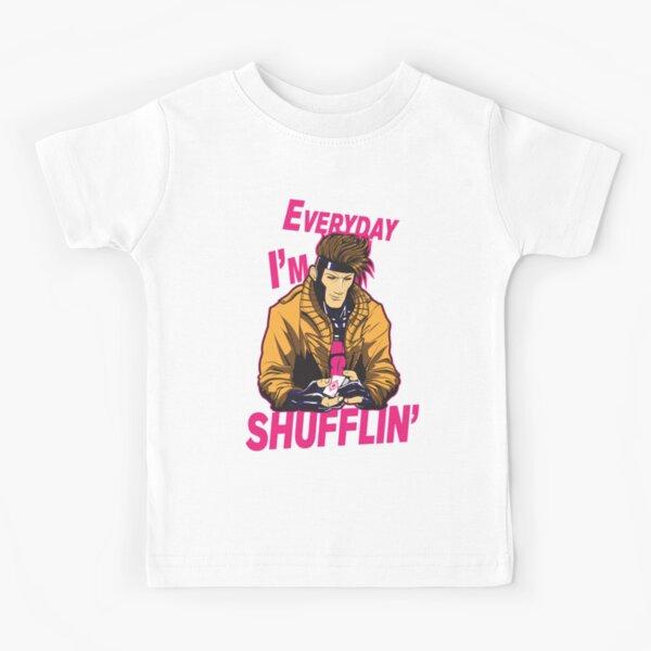 I Love Heart Wolverine Pink Kids T-Shirt