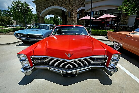 1967 Cadillac Sedan Deville - 2 by mal-photography
