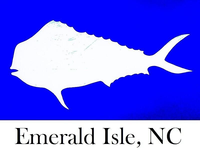 Mahi  Mahi  (Emerald isle, NC) by Nautic Dreams