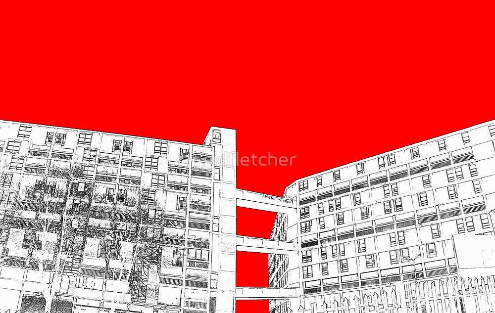 Park Hill Red by sidfletcher