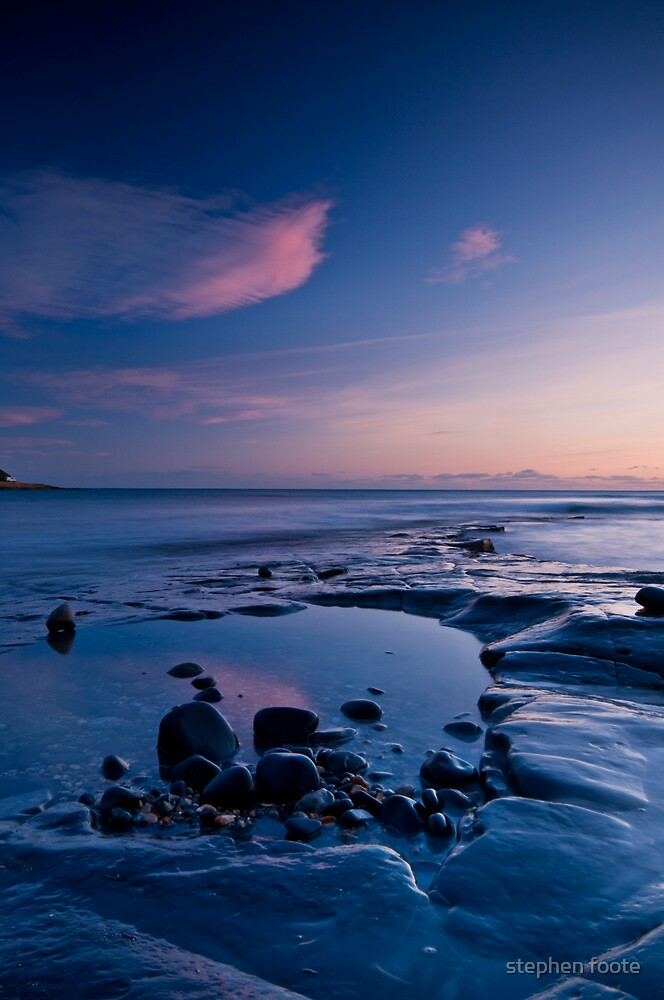 Rockpool by stephen foote