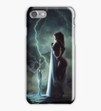 Mystical Priestess iPhone Case/Skin