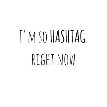 Hashtag by bigdealkindof
