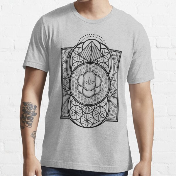 Ultra Sacred Geometry Essential T-Shirt