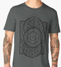 Ultra Sacred Geometry Men's Premium T-Shirt