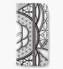 Ultra Sacred Geometry iPhone Wallet/Case/Skin