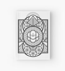 Ultra Sacred Geometry Hardcover Journal