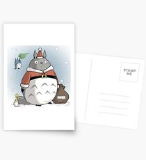 My Totoro Christmas ! [UltraHD] Postcards