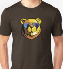 ROBUST BEAR GLASSES Unisex T-Shirt