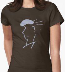 Camiseta entallada para mujer Simple Man Lite