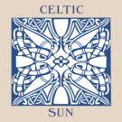 Celtic Sun T-shirt by Che Dean