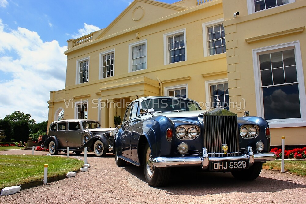 Classic Cars at the Manor House by Vicki Spindler (VHS Photography)