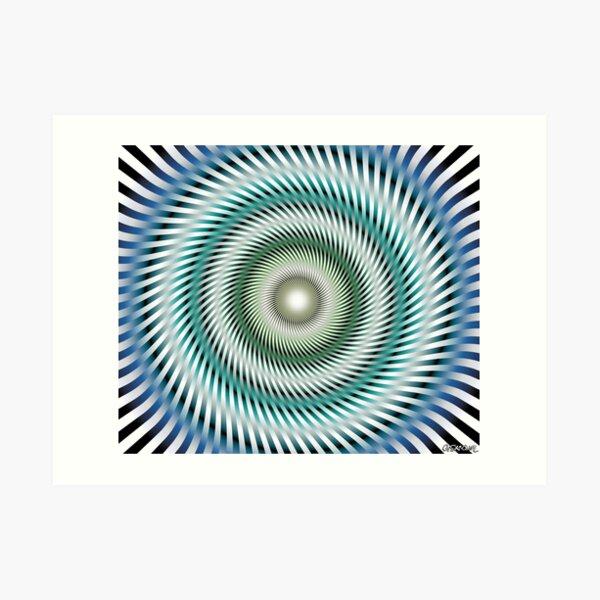 Look in my eyes Art Print