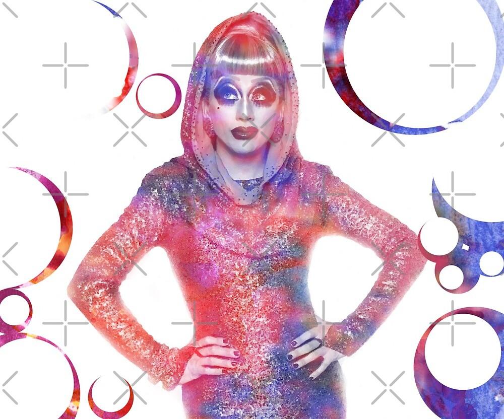 Season 6 Winner Bianca Del Rio by DiceLeo