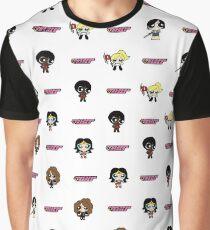 Powerful Girls! Graphic T-Shirt