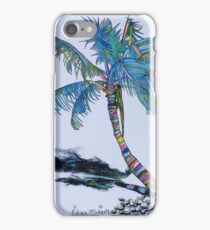Painted Palm iPhone Case/Skin