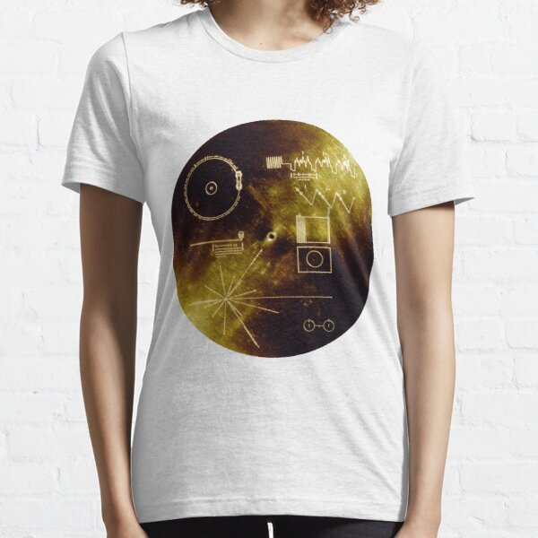 The Voyager Golden Record! Essential T-Shirt