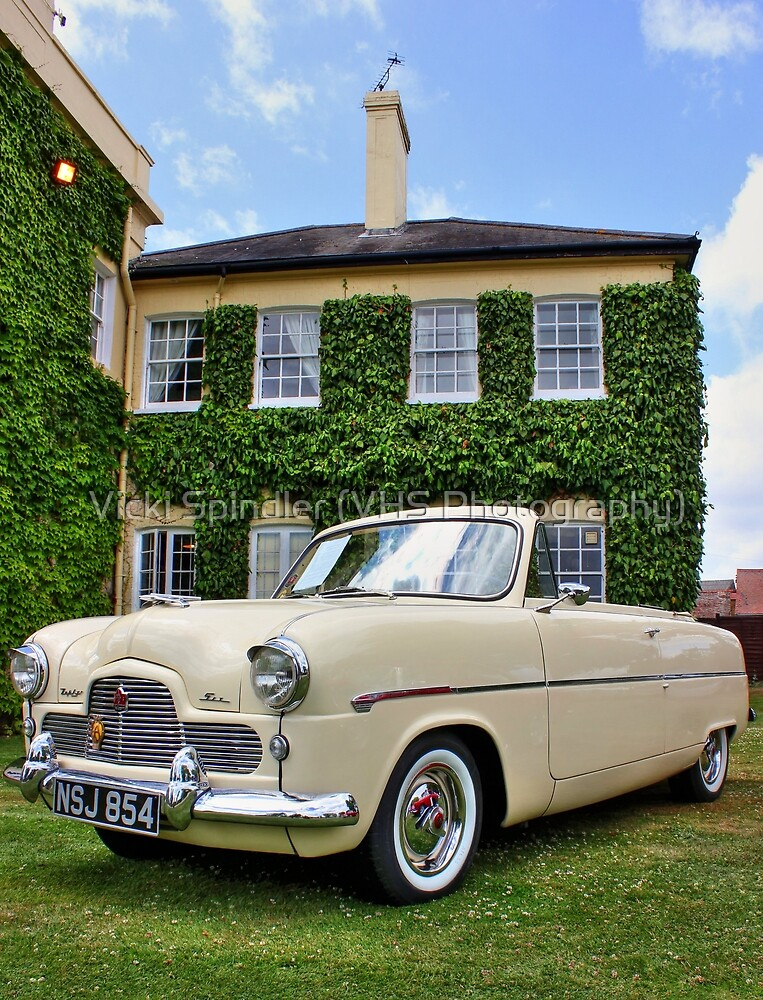 Ford Zephyr Six by Vicki Spindler (VHS Photography)