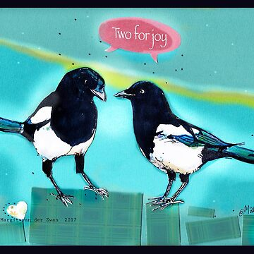 Dos para el amor de Joy Magpie de ArtyMargit