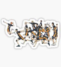 Karasuno - Haikyuu!! Sticker