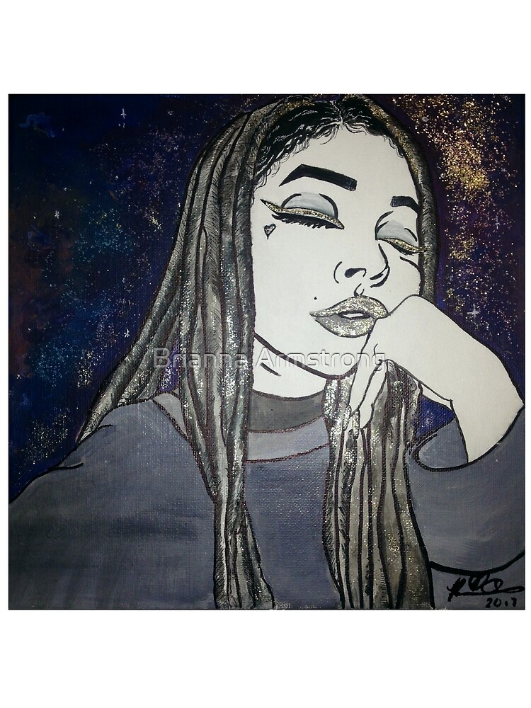 Spaced Out  by Brianna Armstrong