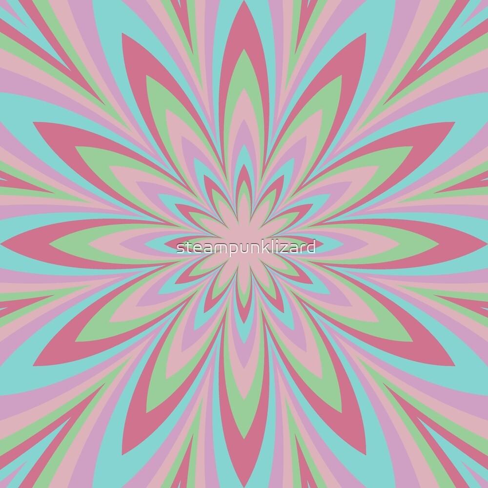 Flower by steampunklizard