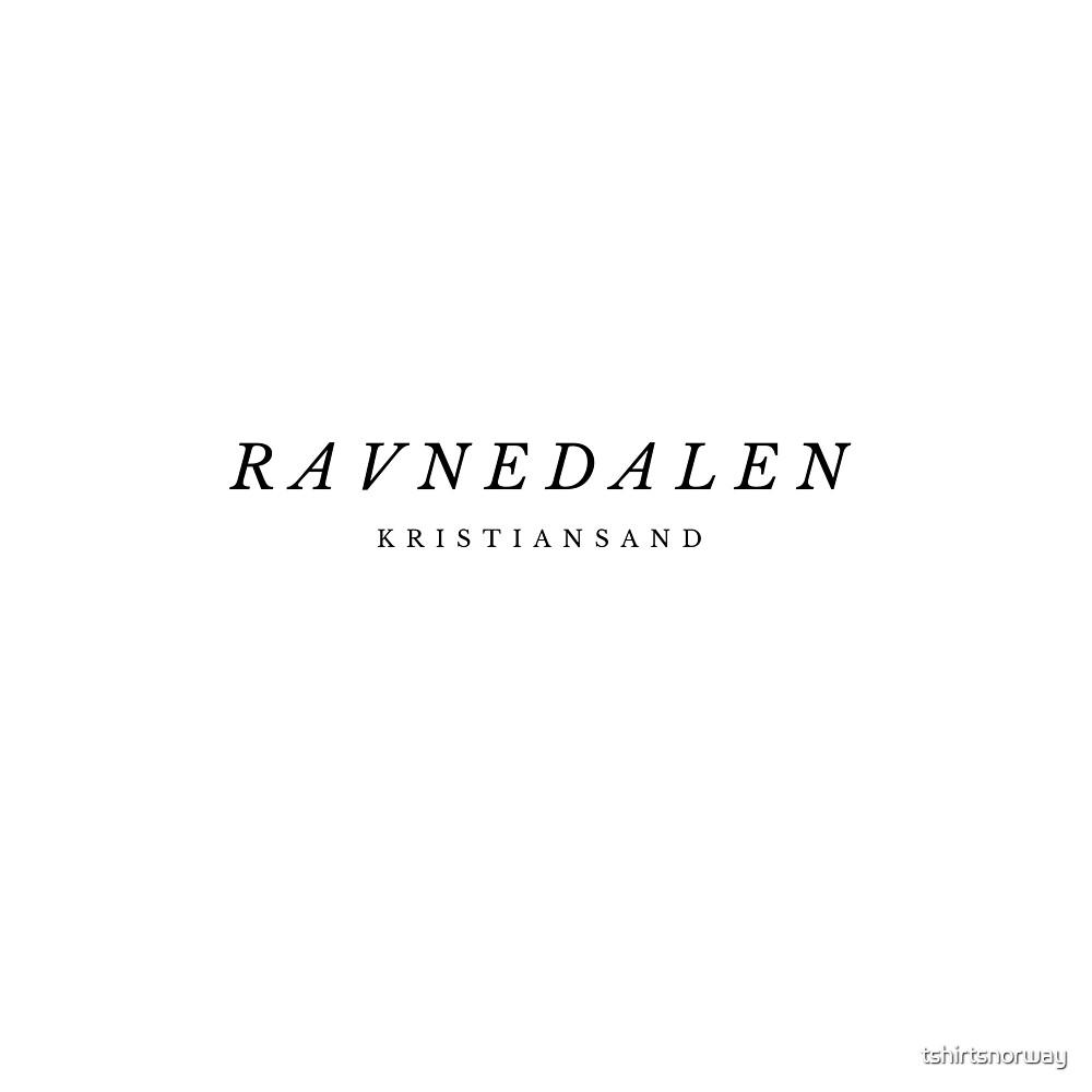 Kristiansand - Ravnedalen by tshirtsnorway