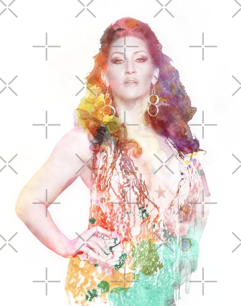 Gotta Love Michelle Visage by DiceLeo