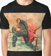 Dancing in the street 3 Graphic T-Shirt