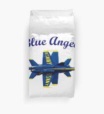 Blue Angels Flight Demonstration Team Duvet Cover