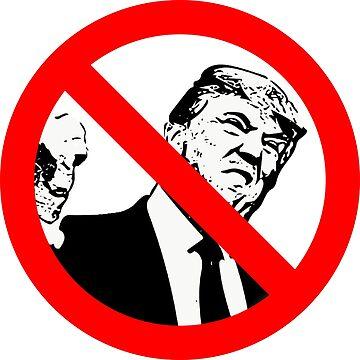 No Trump by Cagemasterpiece