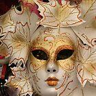 Venetian Mask by lezvee