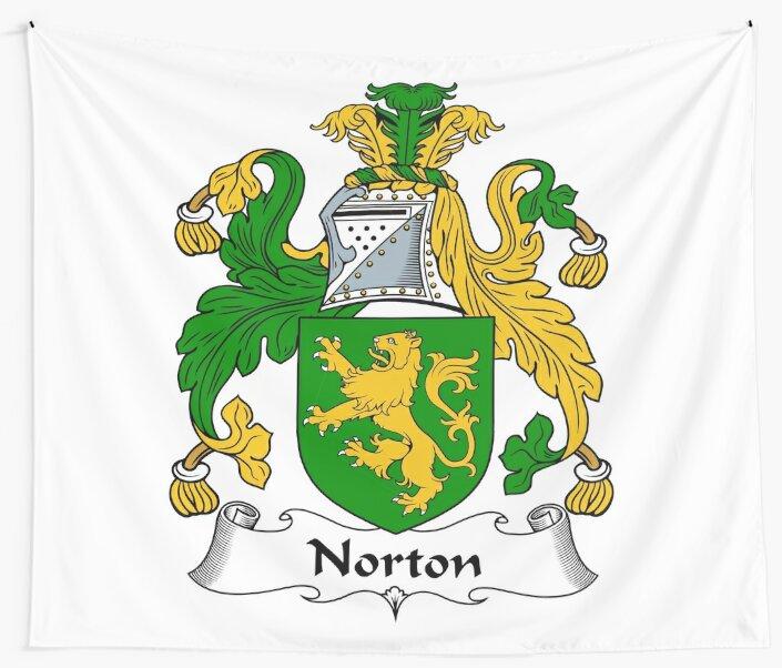 Norton I by HaroldHeraldry