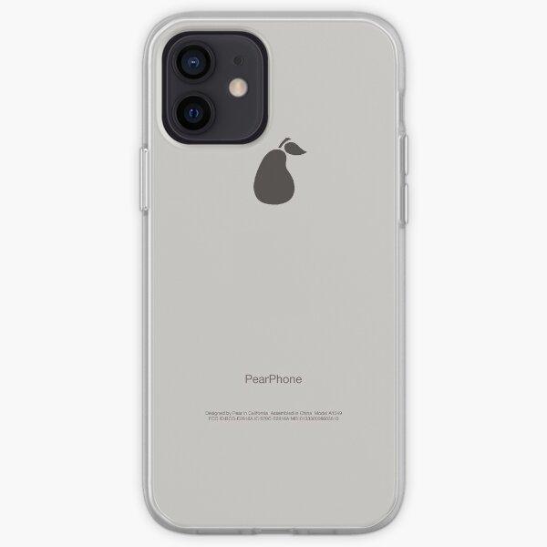 PearPhone Case iPhone Soft Case