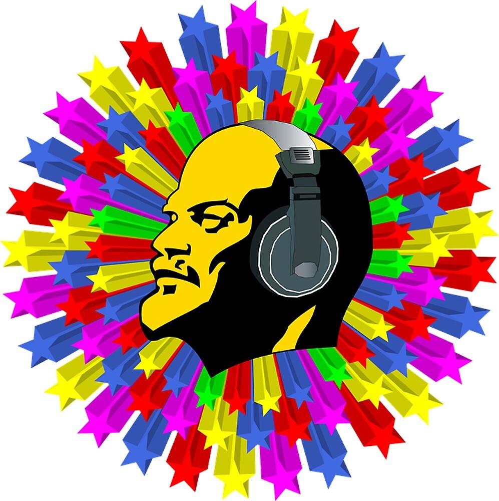 Lenin Music  by prodesigner2