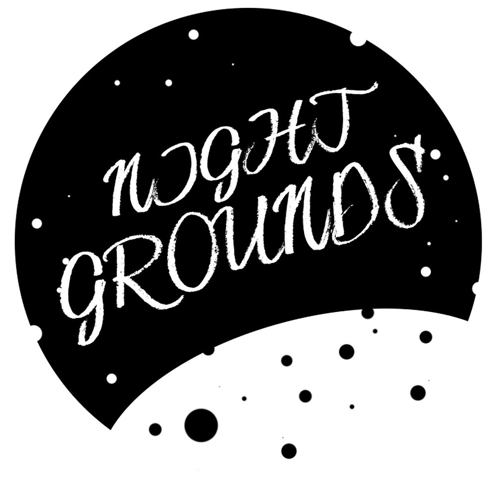 NightGrounds Logo by NightFamily