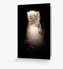 dolmen Greeting Card
