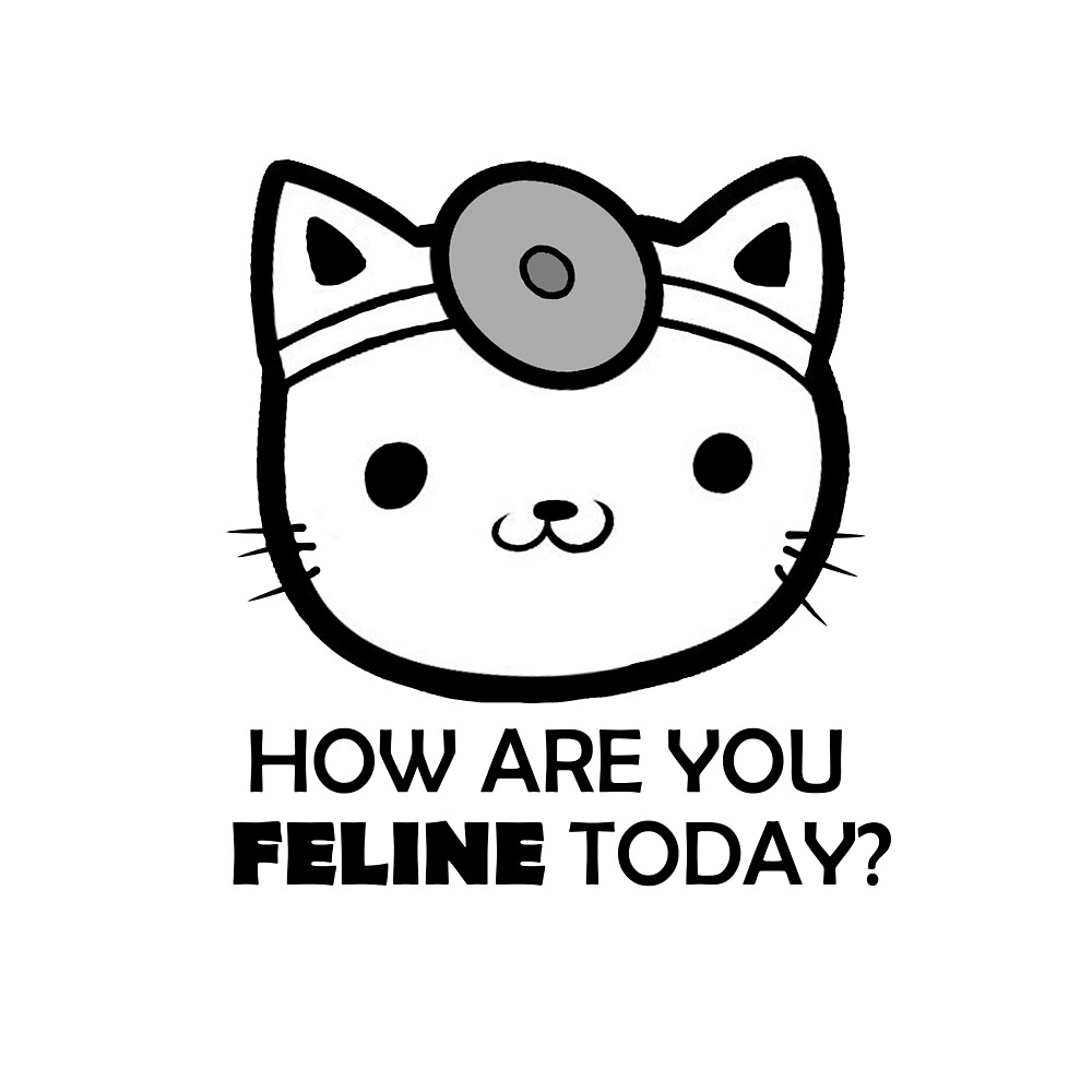 How are you feline today? by Nevagard
