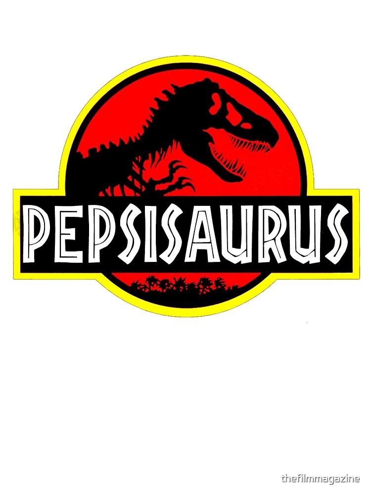 Pepsisaurus by thefilmmagazine