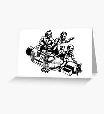 Apollo 11 Greeting Card