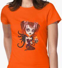 Fallen Angel T-shirt Womens Fitted T-Shirt