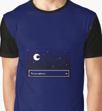 Night Graphic T-Shirt