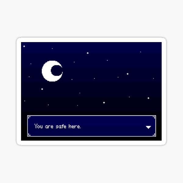 Night Sticker