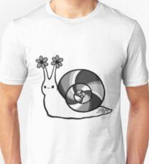 Monochro Snail T-Shirt