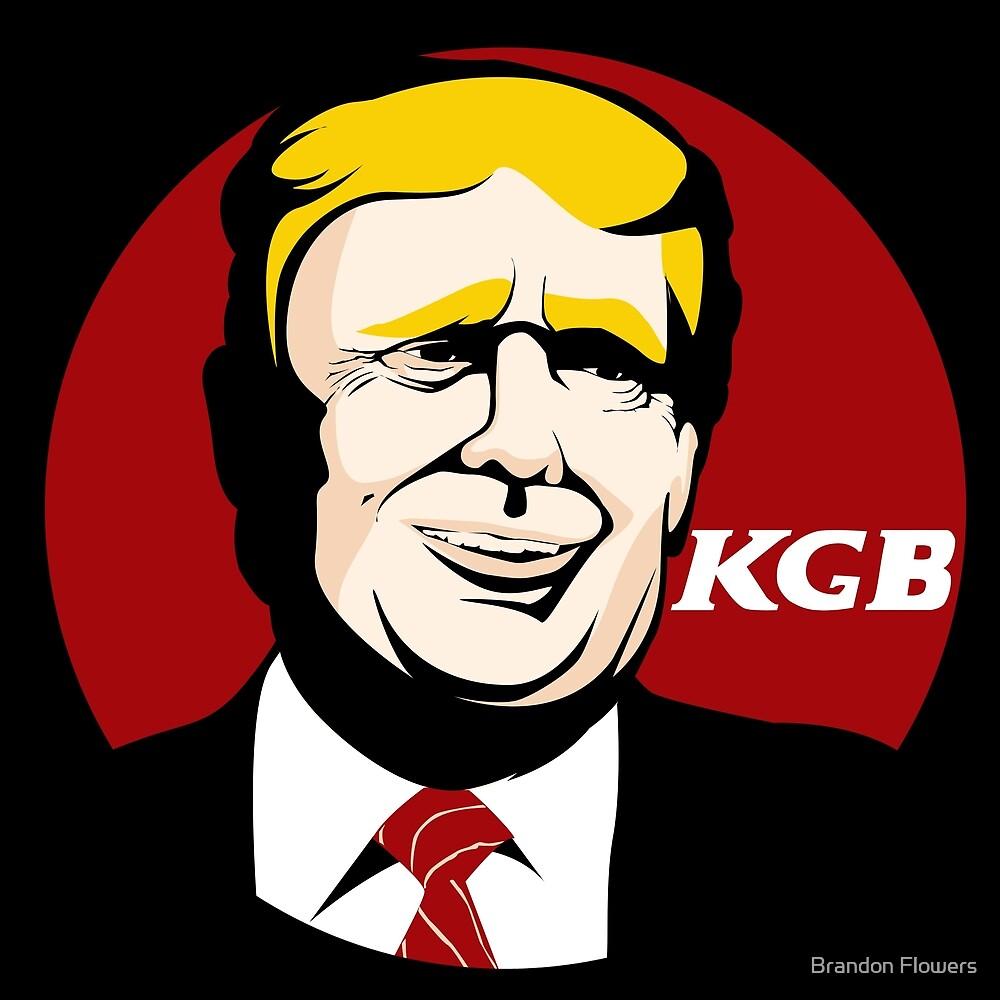 Trump KGB by Brandon Flowers