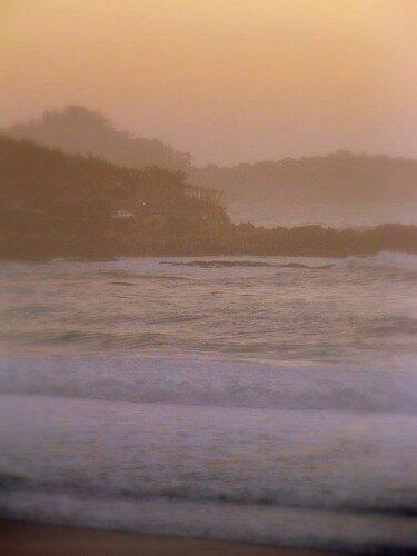 Carmel Sunset by margieacosta