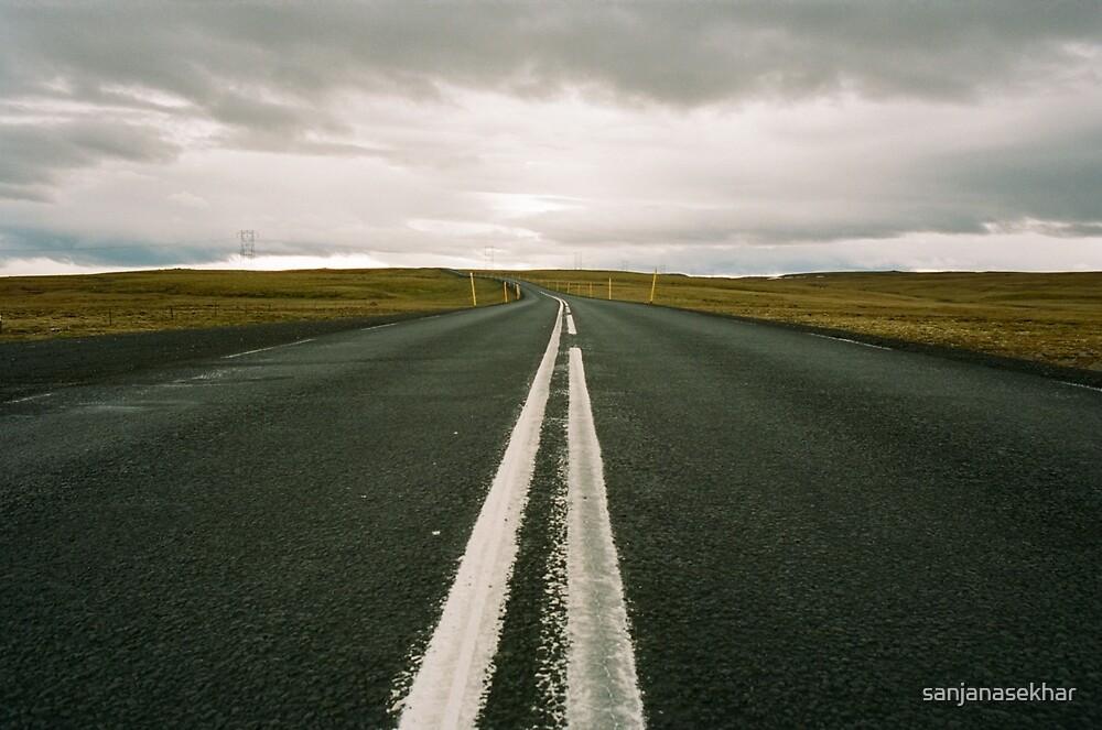 Ring Road, Iceland by sanjanasekhar