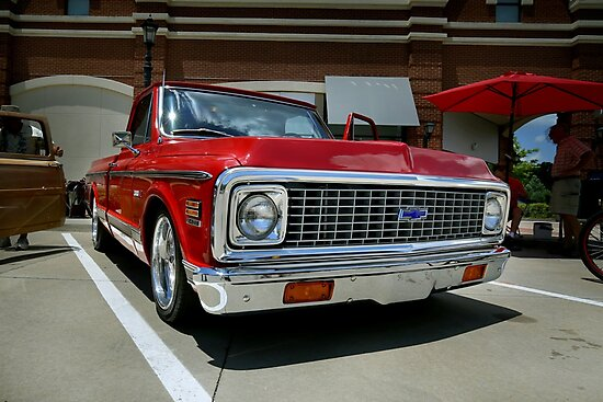 1972 Chevy C-10 Pickup by mal-photography