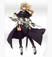 Fate/Apocrypha - Ruler Poster